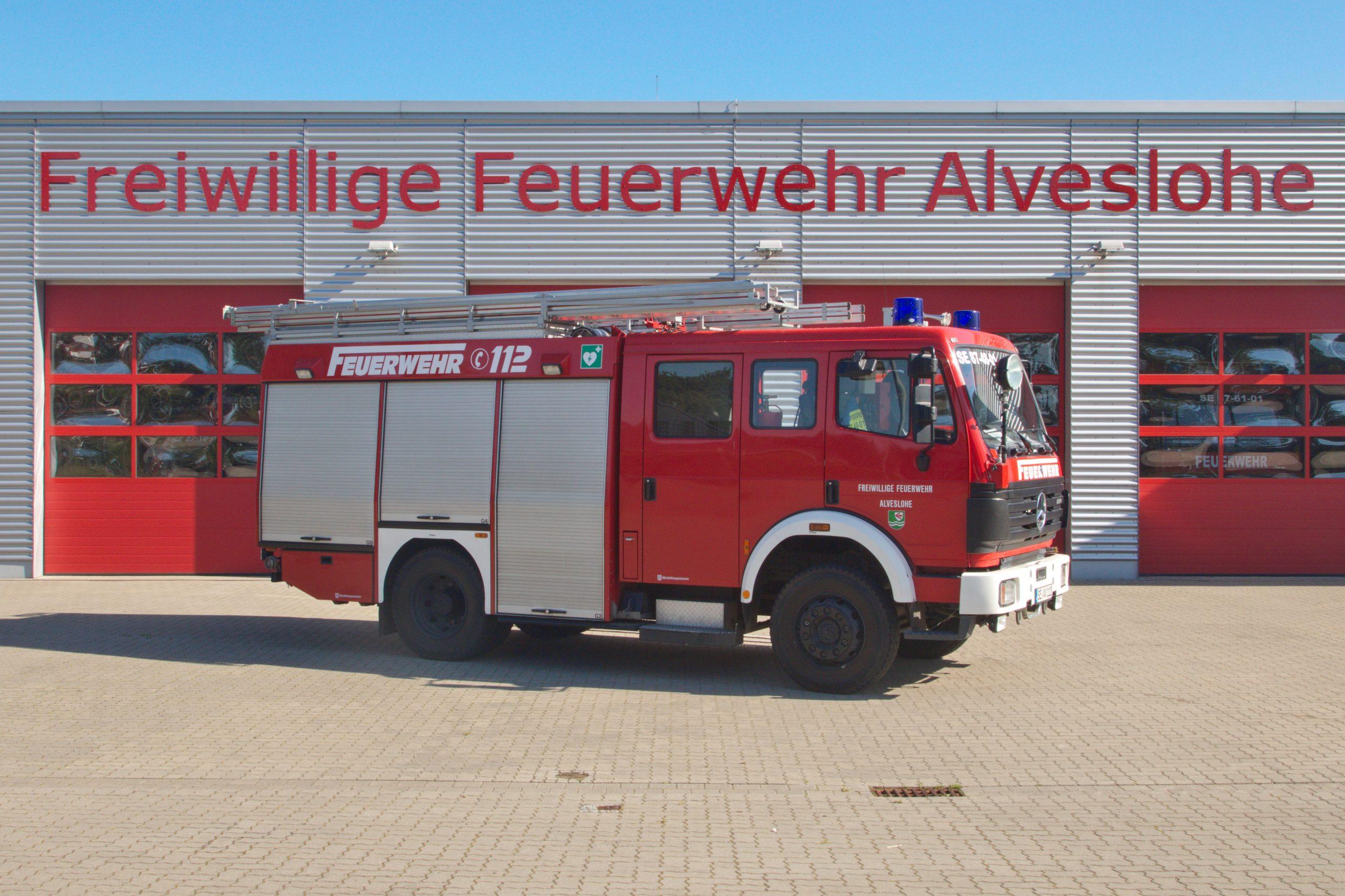 Löschgruppenfahrzeug 87 48 1